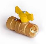 Кран шаровой для манометра КМ-40