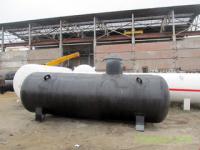 Резервуар подземный двустенный для СУГ 18 м3