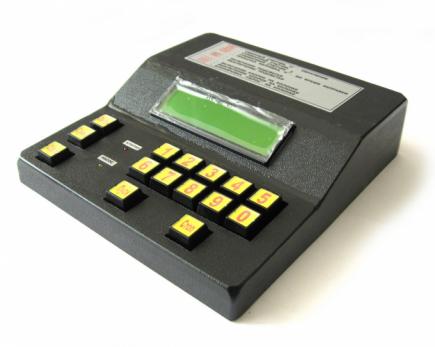 Пульт управления колонкой УЗСГ - 01